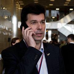 Сергей Кузенев